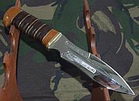 """Нож ручного изготовления """"Каратель-м"""". Авторской работы."""