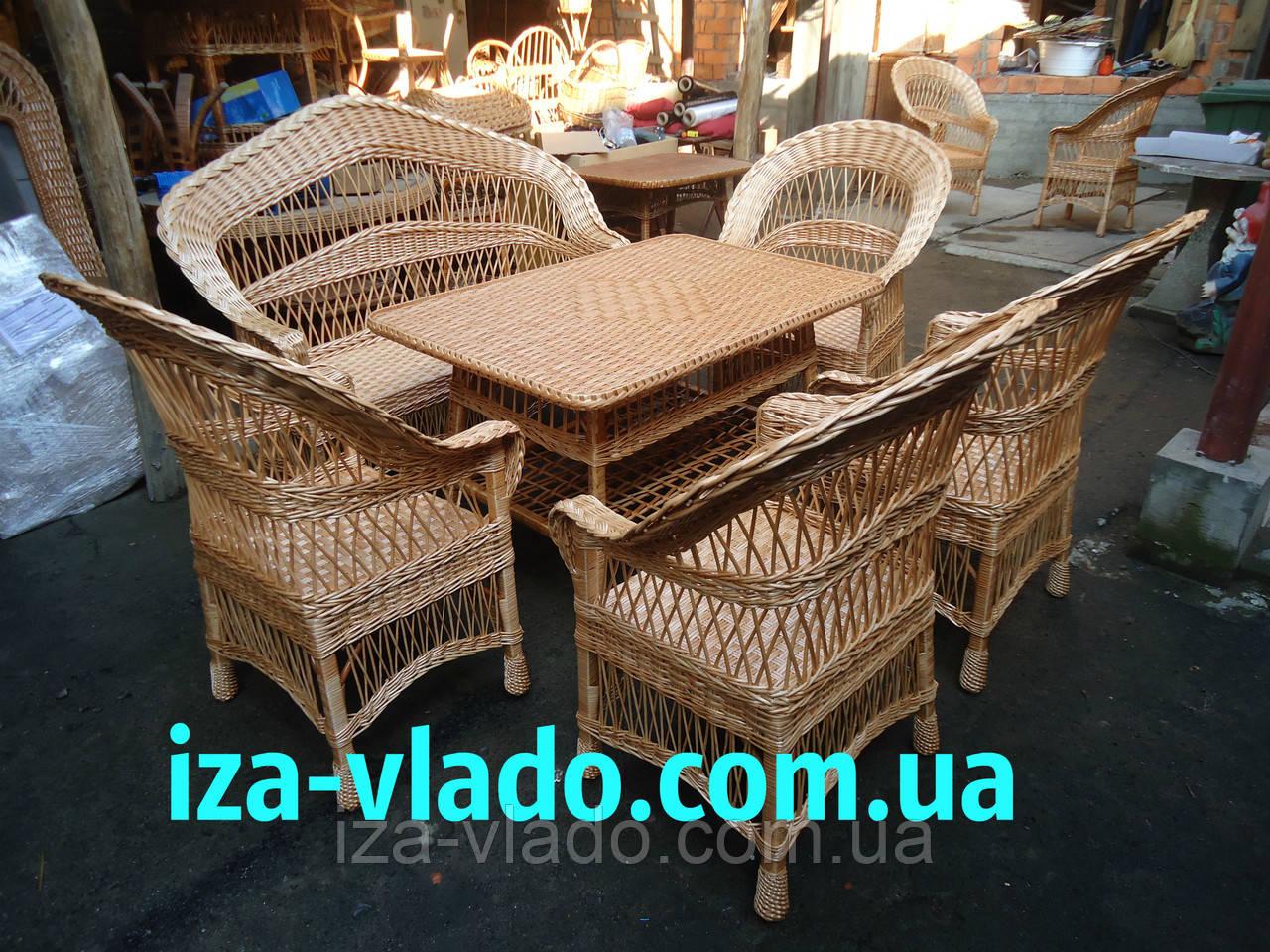 Мебель плетен своими руками