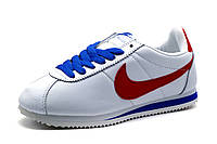 Кроссовки унисекс Nike Cortez, белые, р. 36 37 38, фото 1