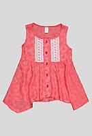 Блуза-туника легкая детская