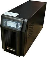 ИБП Luxeon UPS-1000LE (600Вт) 36В, для котла, чистая синусоида, внешняя АКБ
