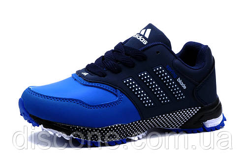 Кроссовки детские Adidas Spring Blade, темно-синие