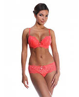 Комплект женского нижнего белья Balaloum 9327AT, бюст пуш ап и трусы шортики