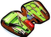 Яркий набор для маникюра из 6 предметов KDS 4-7103 lime