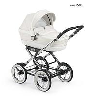 Детская классическая коляска-люлька Cam Linea Classy