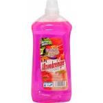Универсальное средство для мытья покрытий из плитки Passion Gold 1500 мл (розовый)