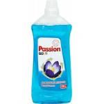 Универсальное средство для мытья покрытий из плитки Passion Gold 1500 мл (синий)