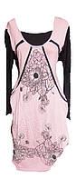 Женское платье батал Турция