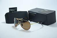 Солнцезащитные очки  Porsche Design коричневые