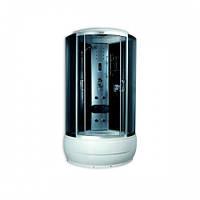 Гидробокс Vivia-165 new 90х90 с глубоким поддоном с электроникой