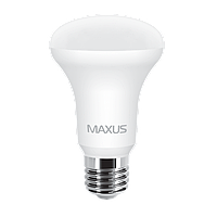 Светодиодная лампа MAXUS 7Вт R63 E27