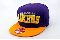Кепка Snapback Los Angeles Lakers / SNB-558