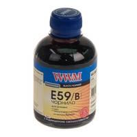 Чернила WWM для Epson Stylus Pro 7700/9700/9890 200г Black Водорастворимые (E59/B) с повышенной светостойкость