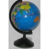 Глобус политический глянцевый 6028-32 В