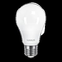 Светодиодная лампа MAXUS 10Вт A60 E27