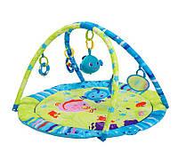 Детский коврик BabyOno Рыбки 1154