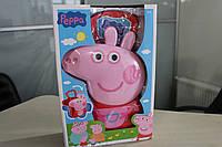 Игровой набор доктор свинка Пеппа в чемоданчике 6040-D