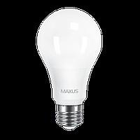 Светодиодная лампа MAXUS 12Вт A65 E27