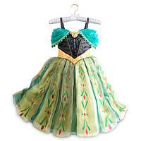 Делюкс костюм для девочки принцесса Анна, Холодное сердце, Дисней (Дісней) (Anna Deluxe Coronation Costume For