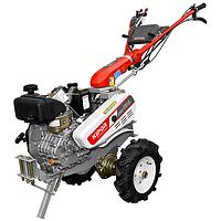Мотоблок KIPOR KDT610L 5.5 л.с, 6 ск. вперёд 2 ск. назад (дизель) (ВОМ)110 кг