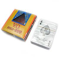 "Карты для покера ""V.O. Gold-999"""