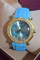 """Яркие летние часы """"Майкл Корс"""" со стразами."""