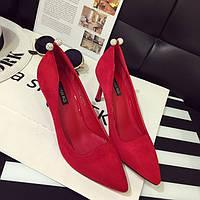 Удобные туфли с аксессуаром, 3 цвета