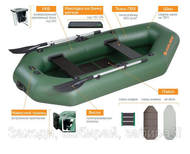 банка для лодки колибри купить