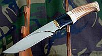 """Нож ручного изготовления """"МАМОНТ"""". Авторской работы."""