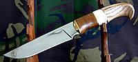 """Нож ручного изготовления """"ВЕРЕСК - М"""". Авторской работы."""