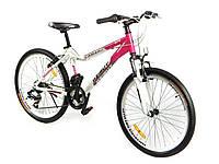 Азимут Камаро Гел 24 дюйма Azimut Camaro Girls велосипед алюминиевый, женский