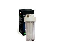 """Усиленный фильтр-колба для холодной воды 1/2"""" Wellfilter"""