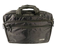 Портфель, рюкзак, сумка для ноутбука текстильная Epol 7024, 40*30*12 см