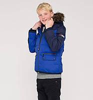 Зимняя куртка-пуховик на мальчика от C&A,Германия,разм.134,152