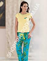 Женская пижама Mel Bee (Sahinler) MBP 22718, костюм домашний с брюками