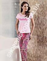 Женская пижама Mel Bee (Sahinler) MBP 22722, костюм домашний с брюками