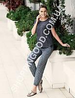 Женская пижама Mel Bee (Sahinler) MBP 22733, костюм домашний с брюками