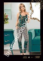 Женская пижама Anit 10030, костюм домашний с брюками