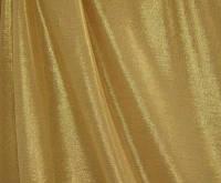 Стрейч-сетка телесная с оттенком загара и золотым напылением