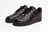 Кроссовки Nike Air Force 1 Low Black, унисекс