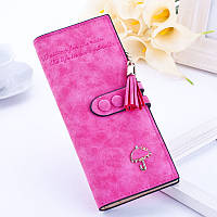 Стильный кошелек с украшением в виде зонтика. 7 цветов.