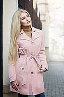 Макинтош ( плащ , пальто) женский 9033 о.п.