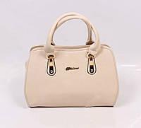 Классическая женская сумка Balina, цвет бежевый