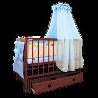 Детская кроватка Кузя