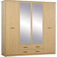 Шкаф платяной - 4D  (BRW TM)