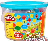 "Плей-Дох ведерко пластилина 4б ""Считалочка"" Play-Doh (23414)"