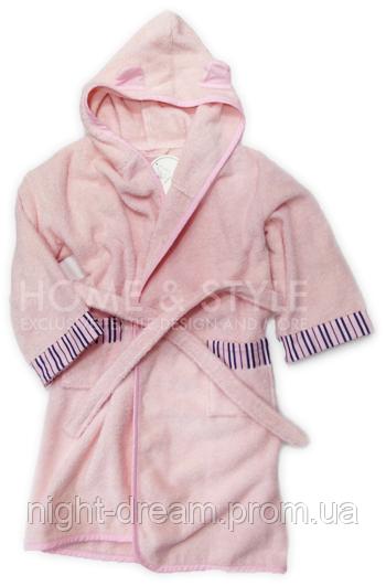 Махровый халат для девочки Sophie от Casual Avenue на 7-8 лет