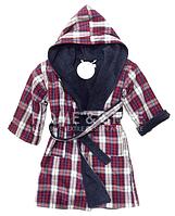Махровый халат для мальчика OLIVER  от Casual Avenue на 3-4 года