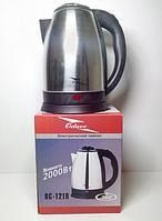 Высококачественный электрический чайник 2 л. код 1219 A