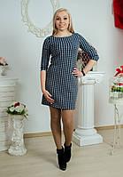 Платье женское неопрен лапки, фото 1